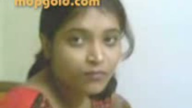 Hot facial surprise for very cute indian teen