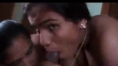 Pretty indian babe enjoying a hard big dick