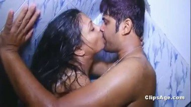 Indian gets bent over and banged in her Ass deep