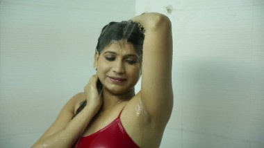 Amateur indian girl sucking cock first time on cam