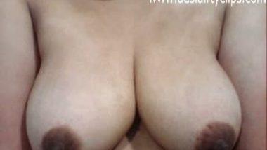 Big tit slut needs pounding