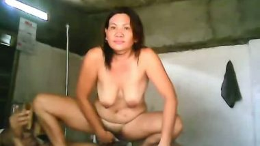 Intense scene with lovely Indian woman going to town.