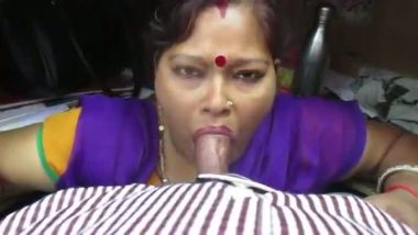 Indian woman has shower play