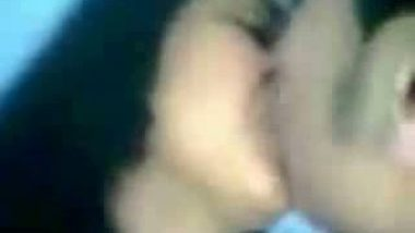 Sweet Indian chick on her man's white dick
