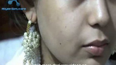Hot telugu homely aunty expose her nude parts to her lover guy - nude