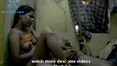 Indian hot lovers fucking in bed room secretly
