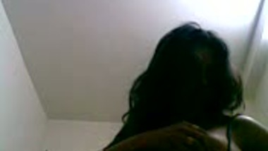 Indian Bhabhi sucking cock in the shower