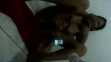 Desi horny aunt hot foreplay in bedroom b-grade