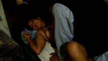 Mumbai college girl Avantika saree sex with lover