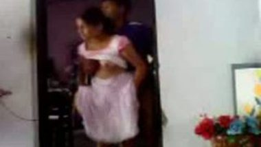 Village teen receives sex pleasure from lover