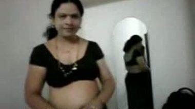 Pune mature college couple passionate sex session