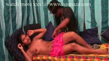 Desi Rajasthani Wife Demonstrates Doggy Style Sex Position Solo