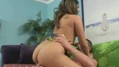 Huge tits bhabhi loves jumping on hubby's dick