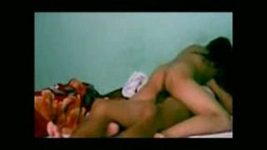 Andhra Pradesh village aunty giving hot handjob to her neighbor