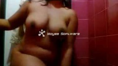 Cum Hot in Shower