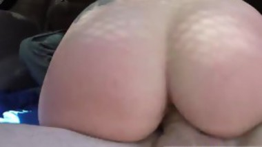 Cum On Ass Cheeks