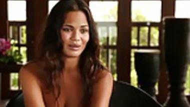 South Famous B-grade movie actress Sweeta Naidu leaked mms