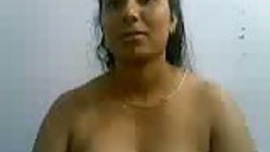 Indian lady toys then white man fucks her