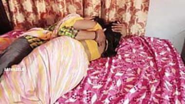 Slim village girl perform hindi short film