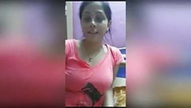 Cute indian teen bating on cam