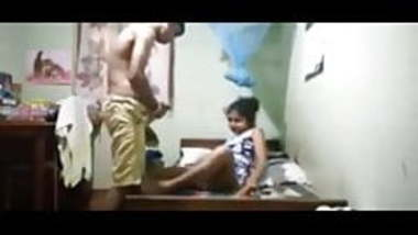 Hot and horney indian teen babe gets mauled hard in hotel room