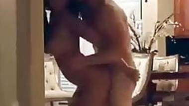 Arousing 69 porn video of a young couple