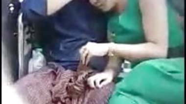 Village bhabhi riding her Sarpanch's dick